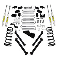 "10-13 Ram 2500/10-12 3500 4WD - Diesel / Superlift 4"" LIft Kit"
