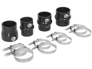 2010-2012 DODGE 6.7L CUMMINS (FITS ONLY AFE 46-20082 INTERCOOLER) / AFE 46-20080AA BLADERUNNER REPLACEMENT HOSE & CLAMP KIT