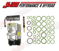 GLOBAL 6.0L A/C COMPRESSOR ACCUMULATOR & ORFICE TUBE KIT