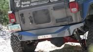 ARTEC Nighthawk JKU Rear Bumper
