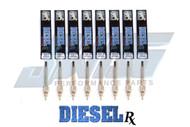 DIESEL RX 6.4L GLOW PLUGS