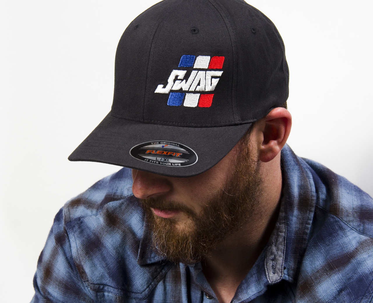 SWAG USA PATRIOTIC FITTED HAT (SWAG-HAT-USA) 1f7cb904eab