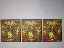 MOE - MOE. - 2007 - HANDBILLS - RADIO CITY - NEW YORK- RON DONOVAN - FIREHOUSE
