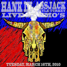 HANK WILLIAMS III - ASSJACK - EMOS 2010 - POSTER - KUHN