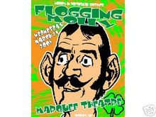 FLOGGING MOLLY - POSTER - LIMITED