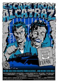 ESCAPE FROM ALCATRAZ - SAN FRANCISCO - ALAMO DRAFTHOUSE - 2006 - STAINBOY -