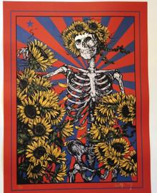 GRATEFUL DEAD - FURTHUR - RICHARD BIFFLE - JERRY GARCIA - LESH - WEIRTOUR POSTER