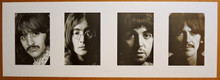THE BEATLES -  LITHOGRAPH - POSTER - 1968 - WHITE ALBUM- APPLE CORPS LICENSED