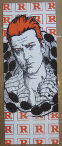JOSH HOMME - QUEENS OF THE STONE AGE - JERMAINE ROGERS - ART PRINT