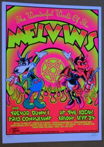 THE MELVIN'S - TREVOR DUN - 2004 - THE SOCIAL - ORLANDO -STAINBOY - GREG REINEL