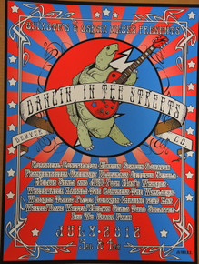 GRATEFUL DEAD - DANCIN' IN THE STREET - DENVER - 2012 - JACK SHURE - MELVIN SEALS - JGB - GREENSKY BLUEGRASS
