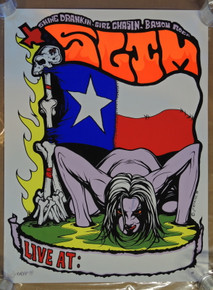 SLIM - INTERSTATE MEDICINE  - 1999 - JERMAINE ROGERS - ARTIST PROOF - POSTER