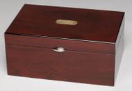 Dal Rossi Mahogany Storage Box