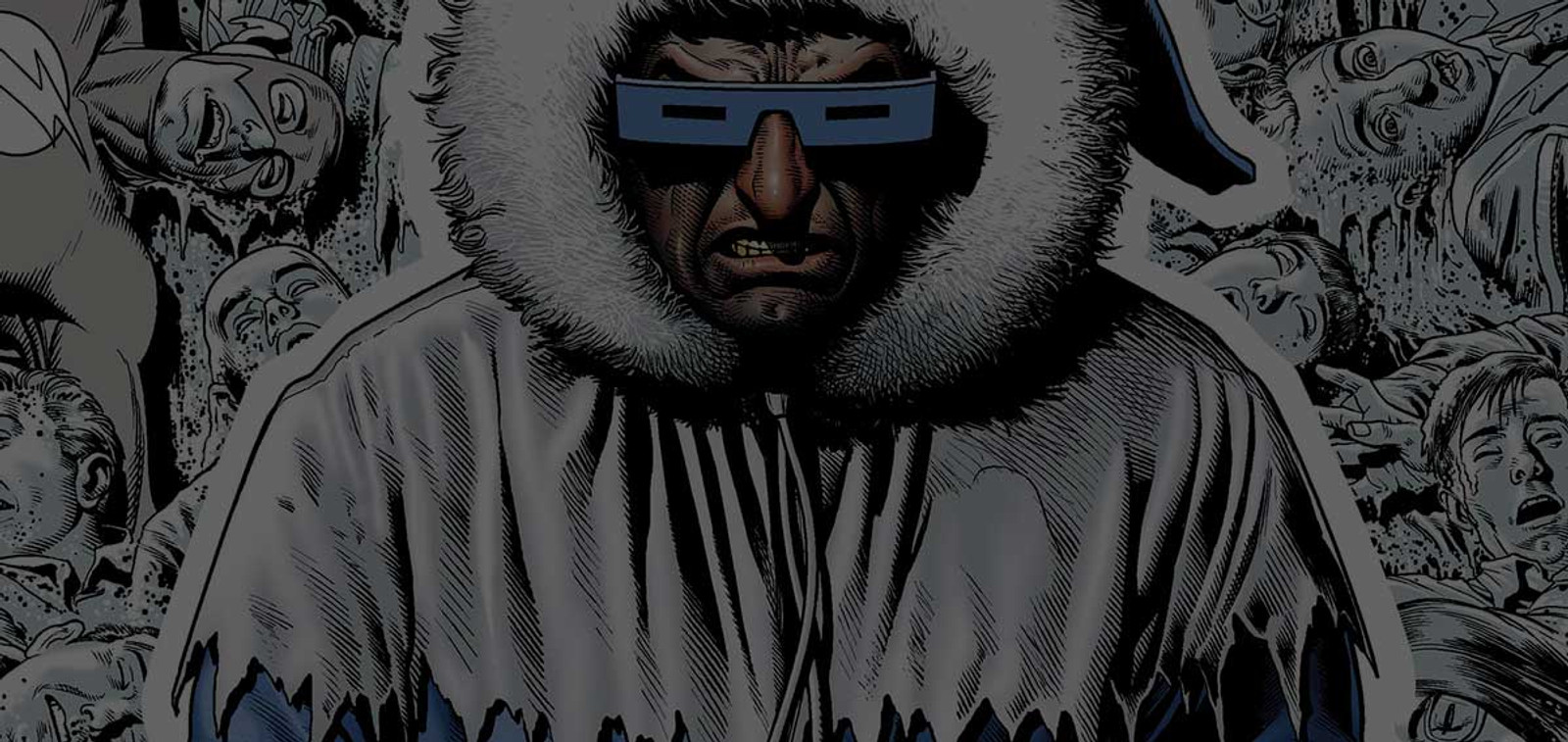 The Coldest Supervillains in Comics