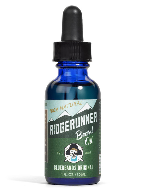 Ridgerunner Beard Oil