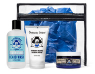Unscented Beard Kit Trio