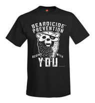 Beardicide Prevention Tee