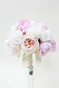 Peony & Rose Bridal Bouquet