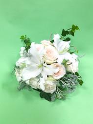 Romantic Rose Bridal Bouquet