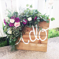 Earle's is your Loveland Florist for Wedding Designs of all Kinds! Ensure every floral detail will be amazing and beautiful. From Card Boxes to simple toasting touches! Custom Wedding flowers made by yours truly Elizabeth Parker!