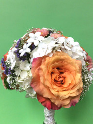 Free Spirit Rose - Country Bridal Bouquet