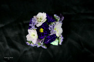 Shades of Purple Corsage