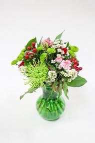 Merry Merry Vase Arrangement
