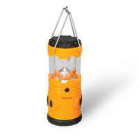 Large lantern, 9LEDS, bright, camping, outdoors, durable, batteries included,