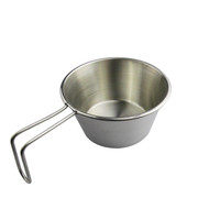 Sierra Cup, Stainless Steel, Durable, Camping