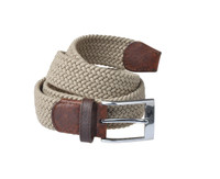 Men's Flexi Belt-Khaki