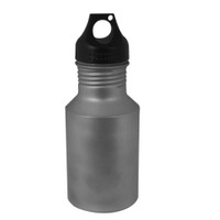 Small Titanium Sports Bottle, Marked down 20%