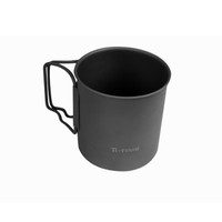 Single Wall Lightweight Titanium Mug, Marked down 20%