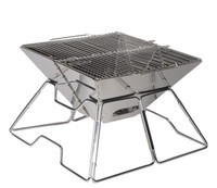 Classic Charcoal Potable BBQ Grill - Large