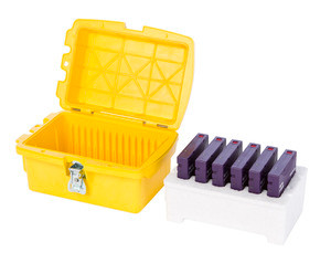 Insert Mini Container For Lto Without Case Tapes Xpresspax
