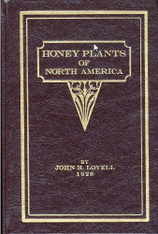1926 Honey Plants Of North America