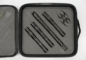 Empire Paintball 4 Piece Barrel Kit With Case - Autococker - Ship Global