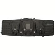 Valken Tactical 36inch Double Rifle Tactical Gun Case-Black