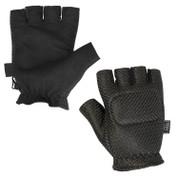 Gloves - V-TAC Half Finger Padded Back-S