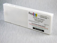 Repleo Recycled 220 ml Cartridge for the Epson Pro 4880 filled with Cave Paint Elite Enhanced pigment ink - Matte Black
