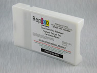 Repleo Recycled 220 ml Cartridge for the Epson Pro 7800/9800 filled with Cave Paint Elite Enhanced pigment ink - Photo Black