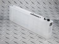 Epson SureColor T3000, T3270, T5000, T5270, T5270D, T7000, T7270, T7270D 700 ml empty refillable cartridge - Matte Black
