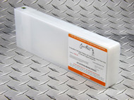 700 ml Epson Pro 7900/9900 cartridge filled with Cave Paint Elite Enhanced pigment ink - Orange