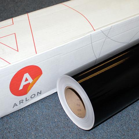 Arlon Black Sign Vinyl