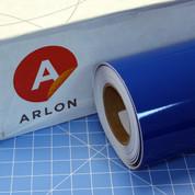 Arlon Blue Sign Vinyl