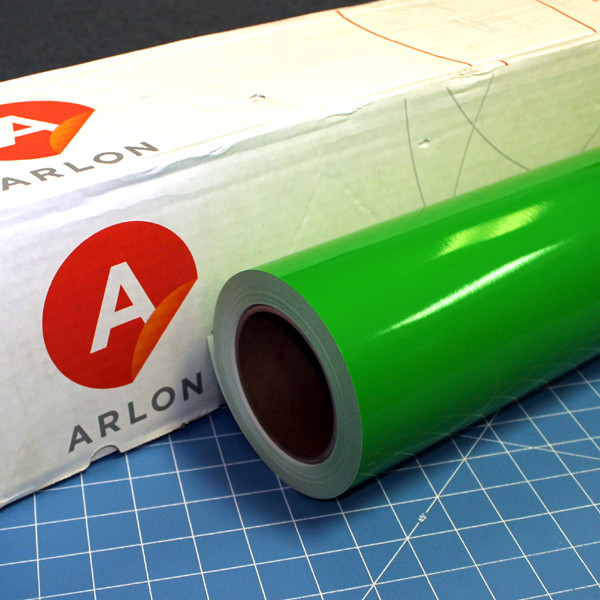 Arlon Spring Green Sign Vinyl