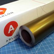 Arlon Metallic Gold Sign Vinyl