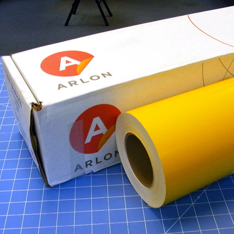 Yellow Sign Vinyl