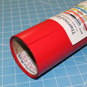 """Red Thermo Flex Plus 15"""" x 90' Roll"""