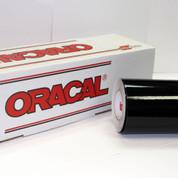 "Black Oracal 751 Sign Vinyl 24"" x 30'"