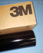 "Black 24"" Roll of 3M ScotchCal Series 50 Sign Vinyl"